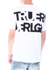 True Religion - TR CREW NECK TEE-2518145