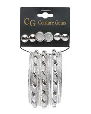 Jewelry & Watches - Bangles & Earrings  Set-2517609