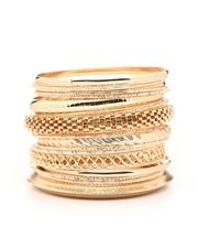 Jewelry & Watches - 21Pc Bangles Set-2517840