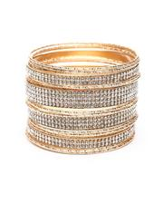 Jewelry & Watches - 19Pc Bangles Set-2517842