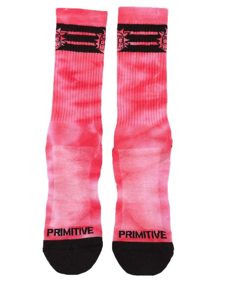 Buyers Picks - Primitive x Rick & Morty Tie Dye Socks
