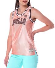 Mitchell & Ness - Chicago Bulls Women's Dazzle Tank-2517105