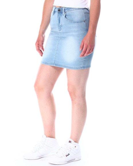 Bebe - Denim Skirt