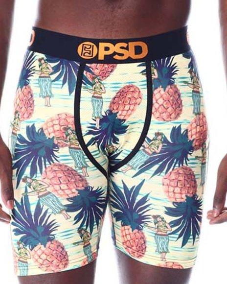 PSD UNDERWEAR - Pineapple Hula