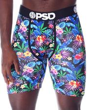Boxers & Briefs - Weed Floral-2515667