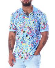 Buyers Picks - Paisley Polo Shirt (B&T)-2511619