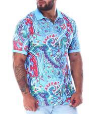 Buyers Picks - Paisley Polo Shirt (B&T)-2511624