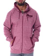 Parish - Full Zip Marled Hoodie (B&T)-2512158