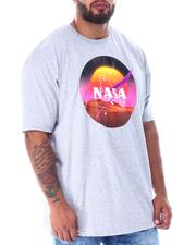 Akademiks - Moonshot Nasa Tee (B&T)-2516817