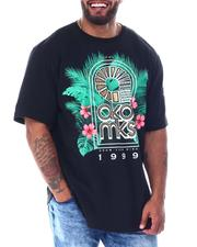 Akademiks - Jungle Gel & Foil Tee (B&T)-2516835