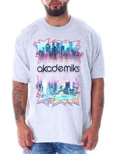 Akademiks - Gifted Minds S/S Tee (B&T)-2516867