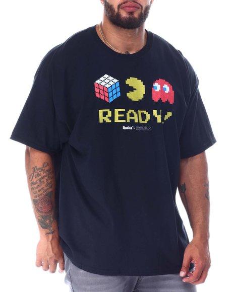 Buyers Picks - Pac-Man x Rubik's Ready T-Shirt (B&T)