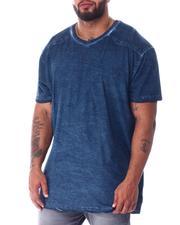 Big & Tall - Washed Vintage T-Shirt (B&T)-2516947