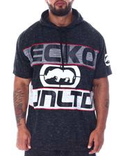 Ecko - Half Pip S/S Hooded Knit (B&T)-2517023
