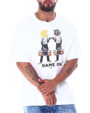 Men - Pac-Man x Rubik's Game On T-Shirt (B&T)-2519595