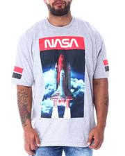 Akademiks - Lift Off Nasa Rocket Ship Tee (B&T)-2519689