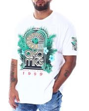Akademiks - Jungle Gel & Foil Tee (B&T)-2519705