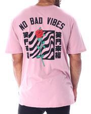 Brooklyn Cloth - No Bad Vibes Crosswalk T-Shirt (B&T)-2516966