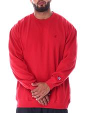 Champion - Fleece Crew Sweatshirt (B&T)-2517013