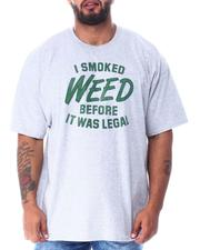 Buyers Picks - Smoked Weed Before It's Legal T-Shirt (B&T)-2519563