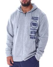 Parish - Full Zip Hoodie (B&T)-2519648