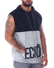 Ecko - Canons Color Block Sleeveless Hood (B&T)-2519766