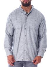 Button-downs - Woven Long Sleeve Shirt (B&T)-2519878