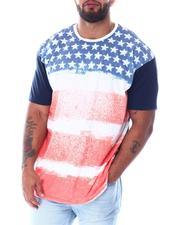 Big & Tall - S/S Printed Shirt (B&T)-2519730