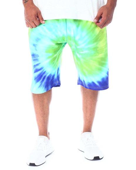 Buyers Picks - Tie Dye Printed Shorts (B&T)