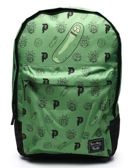 Buyers Picks - Primitive x Rick & Morty Pickle Backpack (Unisex)