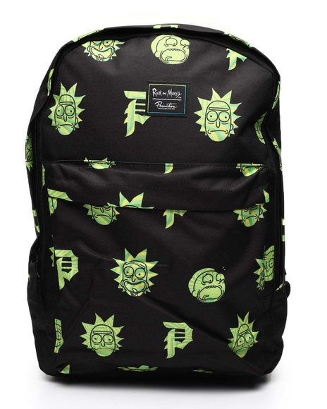 Buyers Picks - Primitive x Rick & Morty Face Backpack (Unisex)