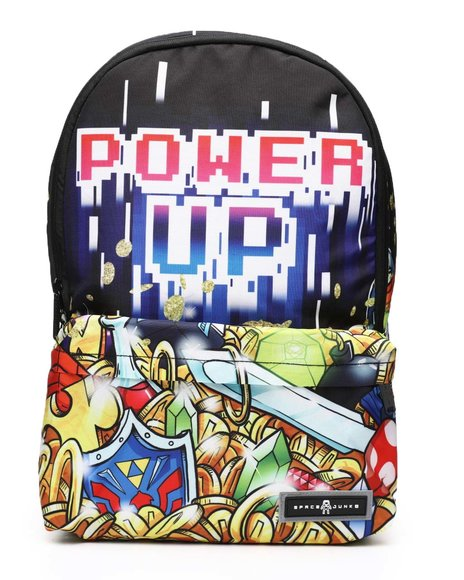 Space Junk - Power Up Backpack (Unisex)