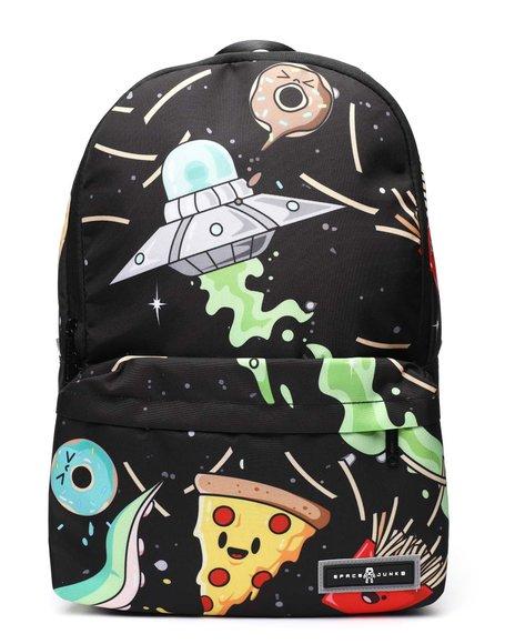 Space Junk - Frozen Foods Backpack (Unisex)