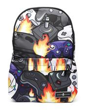 Space Junk - Out Of Controllers Backpack (Unisex)-2518000