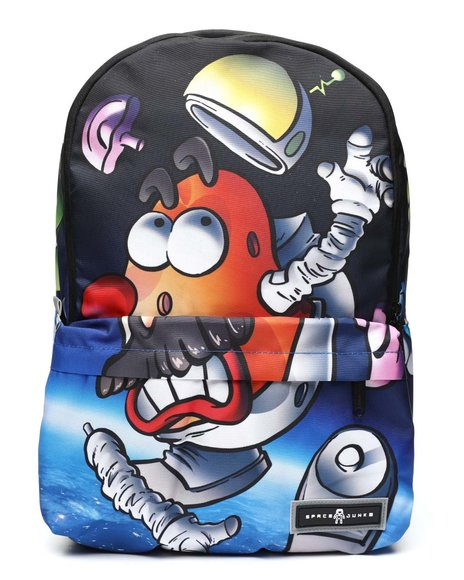 Space Junk - Space Potato Backpack (Unisex)