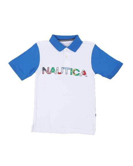 Nautica - Clayton Polo Shirt (8-20)