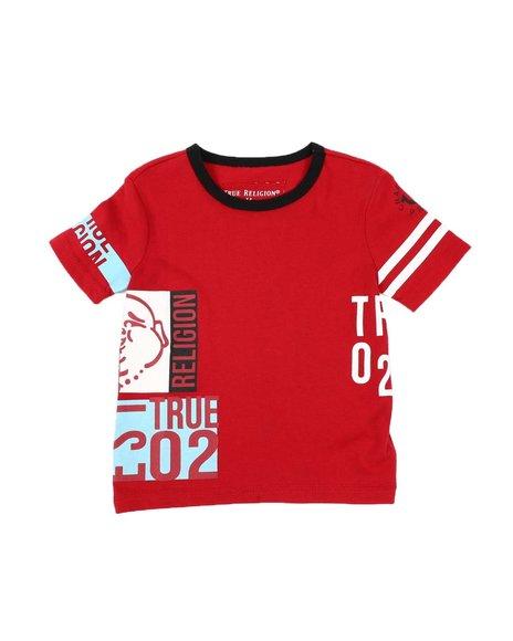 True Religion - Retro TR Tee (2T-4T)