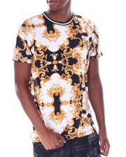 Shirts - Baroque Filigree Tee-2518631