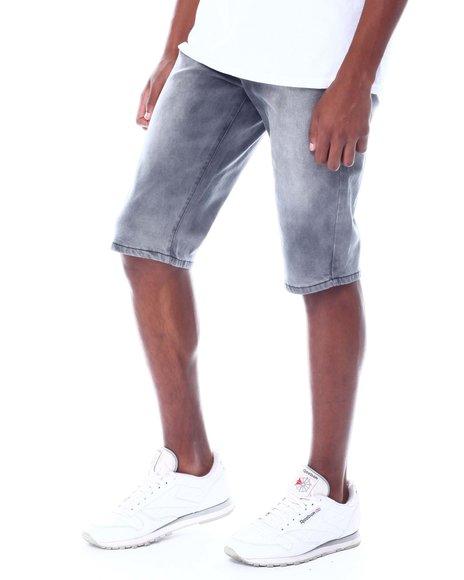 Buyers Picks - Grey Wash Denim Short