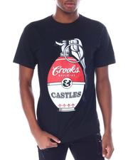 Crooks & Castles - Pop Art Grenade Tee-2518210