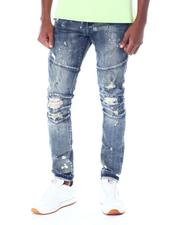 Crysp - MONTANA Articulated Distressed Jean-2520258