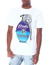 Crooks & Castles - Pop Art Grenade Tee-2519072