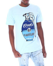 Crooks & Castles - Pop Art Grenade Tee-2519085