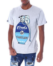 Crooks & Castles - Pop Art Grenade Tee-2519098