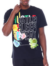Create 2MRW - Hustle Sleep Tee-2520730