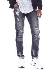 Jeans & Pants - Distressed Articulated Knee Jean-2519295