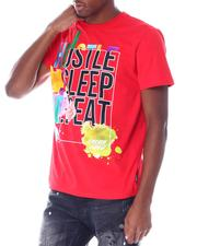 Create 2MRW - Hustle Sleep Tee-2520718