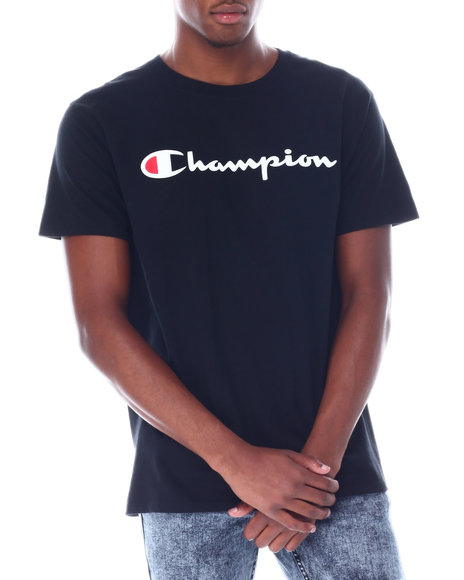Champion - Script Logo Tee