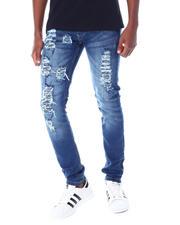Jeans & Pants - Ripped Distressed Jean-2519214