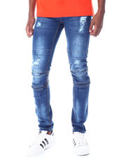 Jeans & Pants - Distressed Articulated Knee Jean-2519420